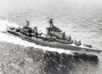 Colombian destroyer ARC 7 de Agosto