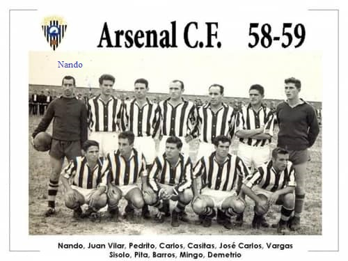 Arsenal Football Club, season 1958-59