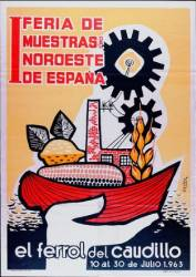 1963 Exhibition poster